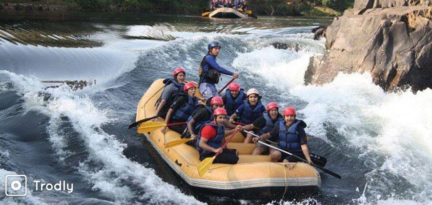 9 Seater Suv >> White Water Rafting on Kundalika River (Kolad River ...