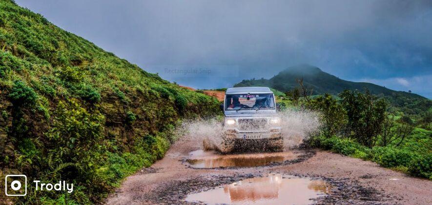 Jeep Safari to Mallali Falls