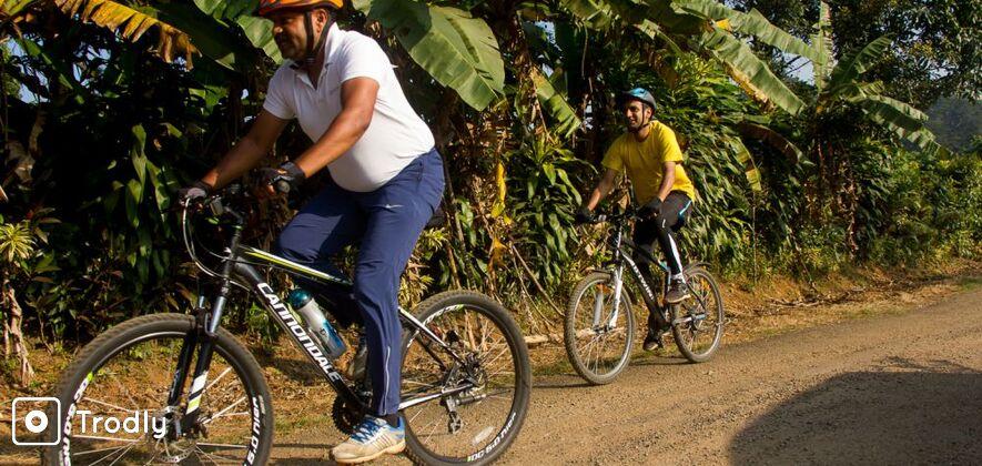Coffee Plantation cycling tours