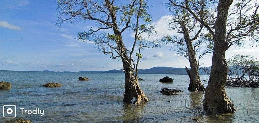 Jolly Buoy Island, Chidyatapu & Munda Pahad Trip from Port Blair