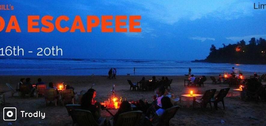 Bangalore to Goa Bike Ride: 4Days 4 Nights