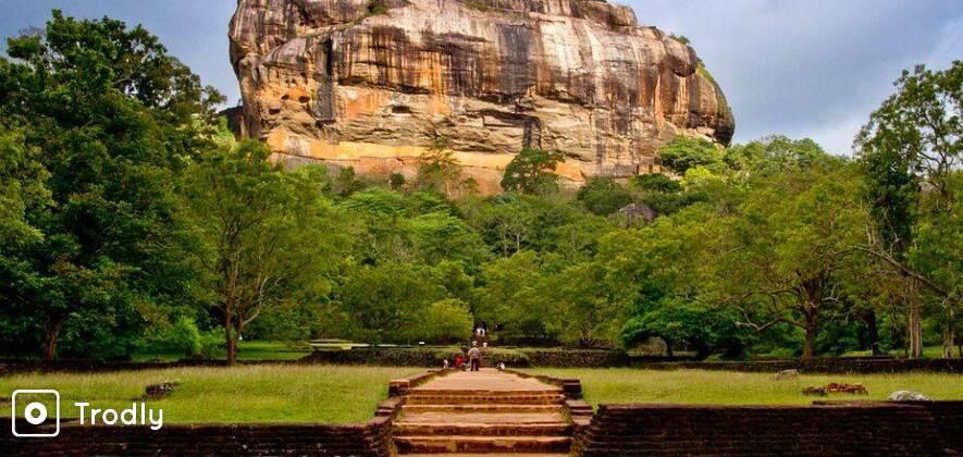 Sigiriya and Dambulla Day Tour with Lunch