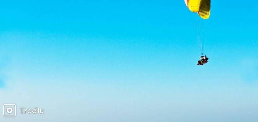 Take Control-Paragliding in Kamshet