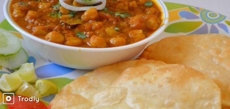 Rishikesh Local Food Walk