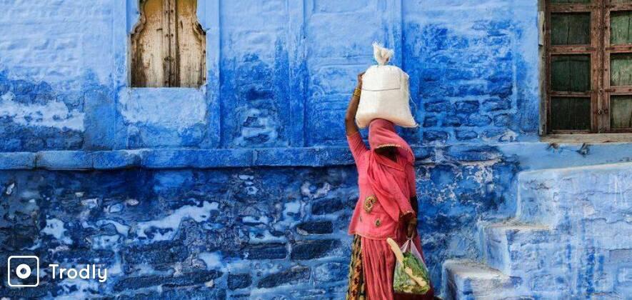 Explore Jodhpur On Foot