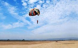 Parasailing in  Jaisalmer - Trodly