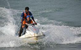 Jet Ski at Port Blair