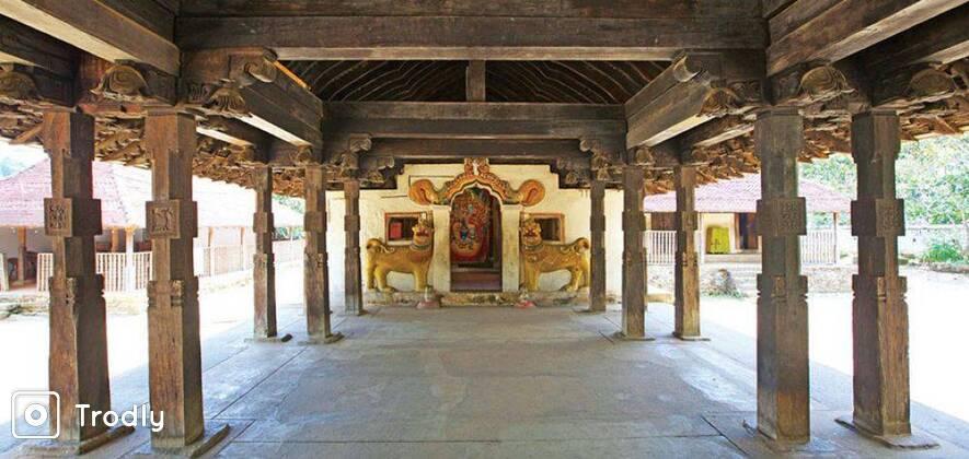 Kandy City Temple Tour