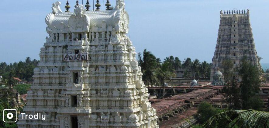 One day tour of Rameswaram