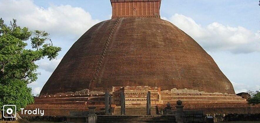 Private Day Tour to Anuradhapura