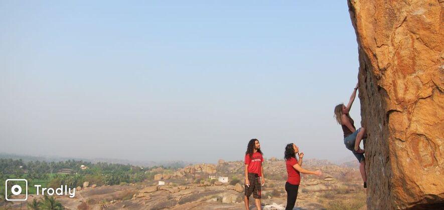 New Year Getaway to Hampi from Bangalore
