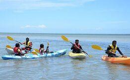 Ocean Kayaking In Rameswaram