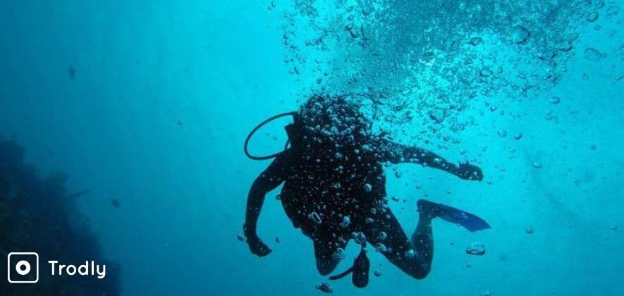 Scuba Diving In Rameswaram