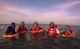Guided Snorkeling In Rameswaram
