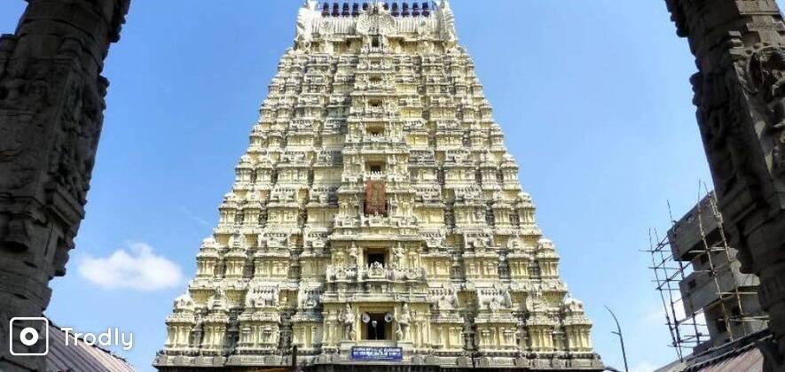Kanchipuram Silk Tour From Chennai