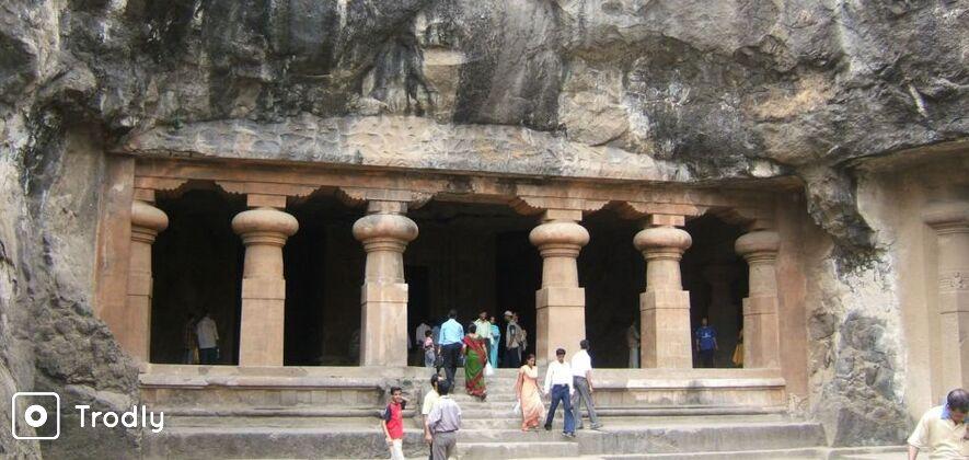 Elephanta Caves Guided Tour