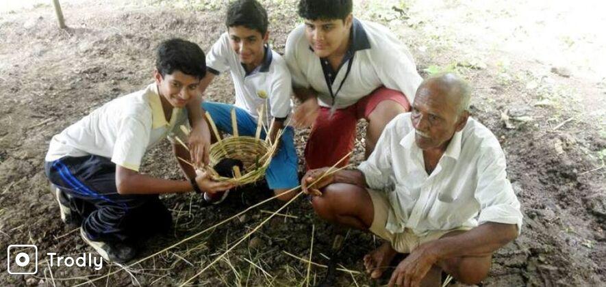 Wada Basket Weaving Workshop