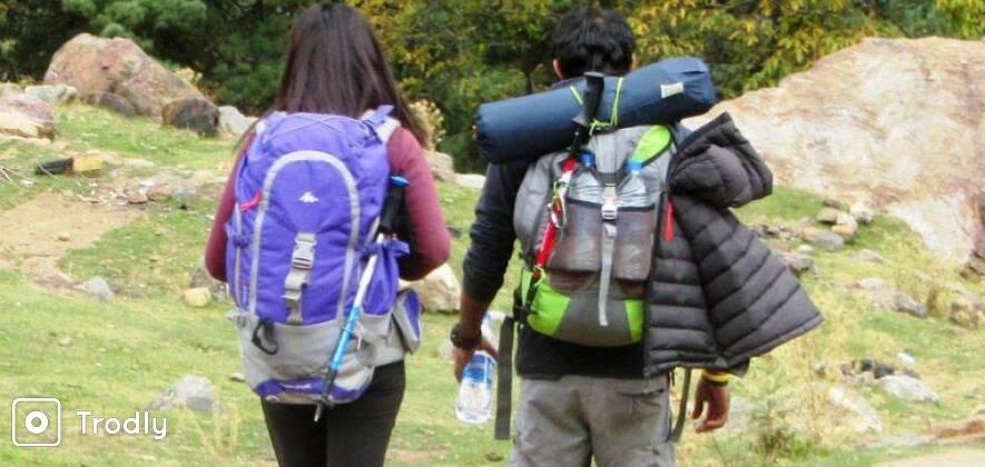 Kheerganga Trek and Camping