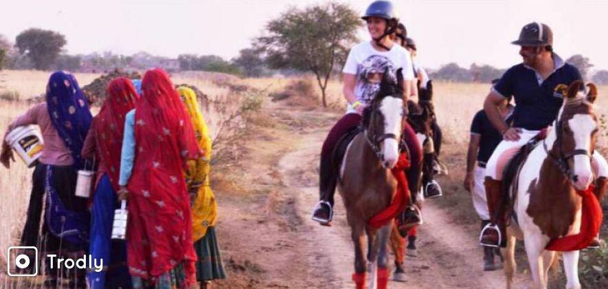 Horse Riding Adventure In Jaipur
