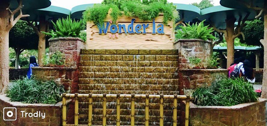 Wonderla Private Day Tour