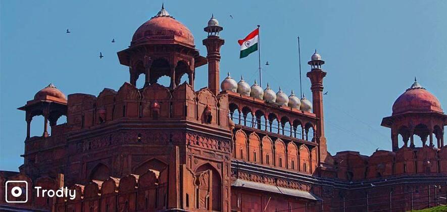 Old Delhi Sightseeing Tour with Akshardham Temple