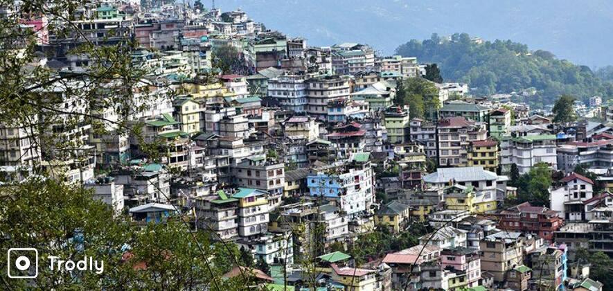 Beauty of Sikkim - Gangtok & Pelling