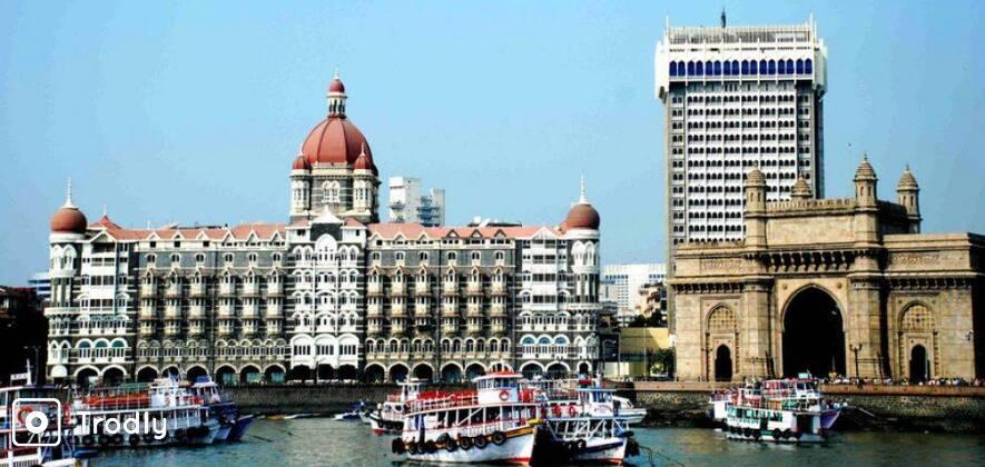 Mumbai City Tour (8 hours)