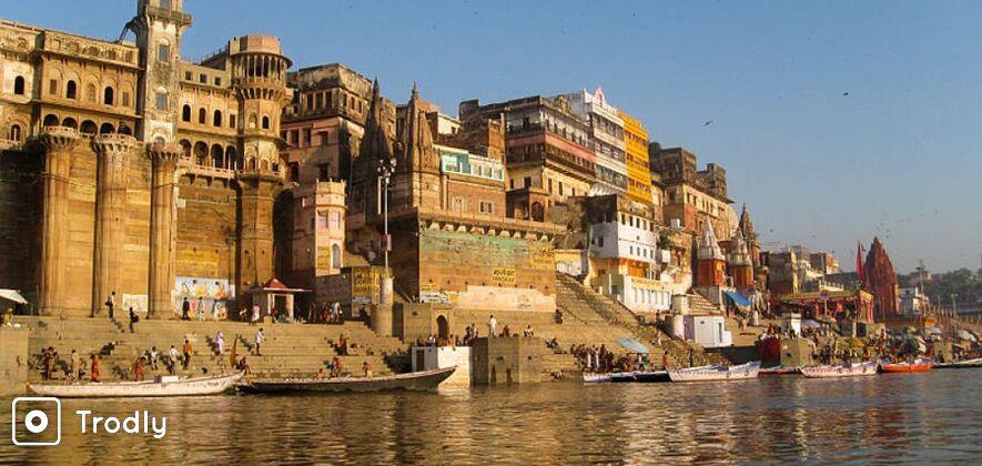 Varanasi Tour in a Tuk Tuk