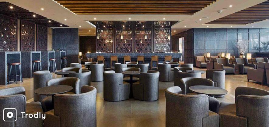 Bangalore Airport Lounge Service: Plaza Premium Lounge