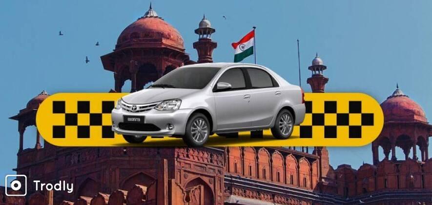Agra to Delhi One Way Transfer