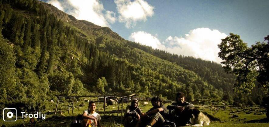 Trek to Beautiful Meadows of Tirthan Valley