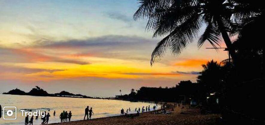 Gokarna Private Beach Camping, Trek and Cave Exploration