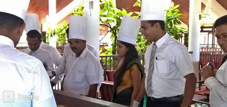 Sri Lankan Rice & Curry Cooking Class