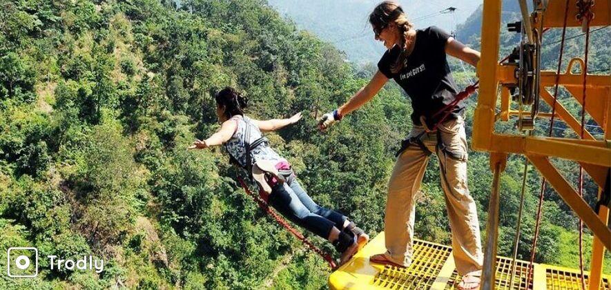 2 Days of Adventure Sports In Rishikesh