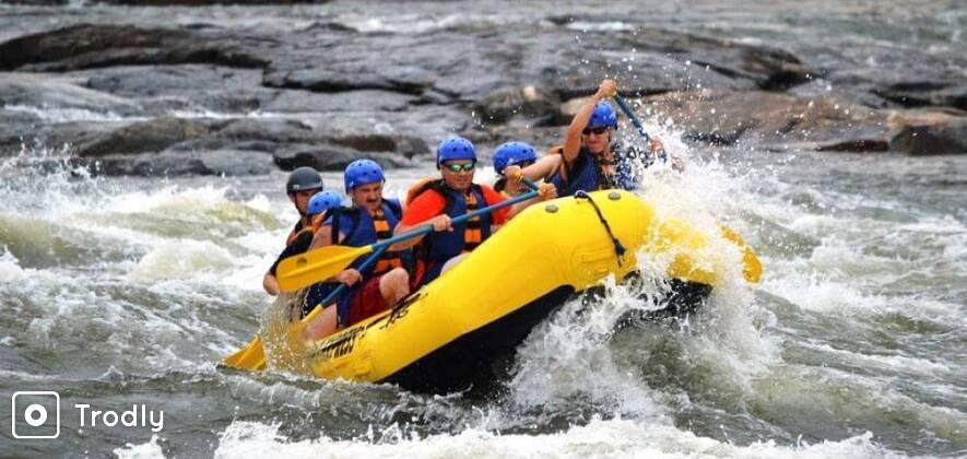 River Rafting in Babeli (Kullu)