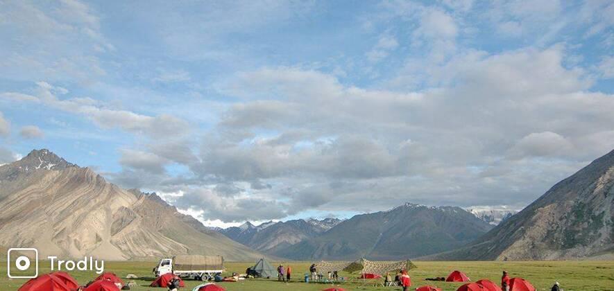 Trans Himalayan Wilderness Safari