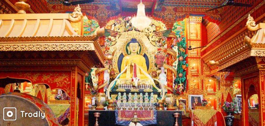 Buddhist Circuit Tour of Uttar Pradesh from Lucknow