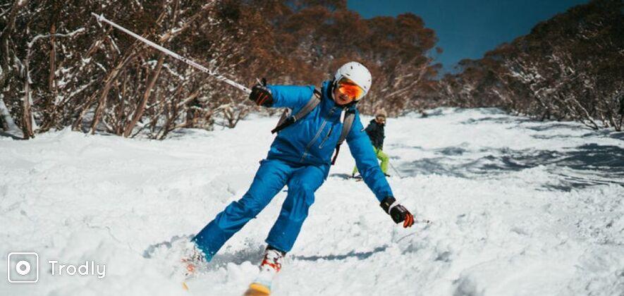 Level-1: Ski Course in Narkanda