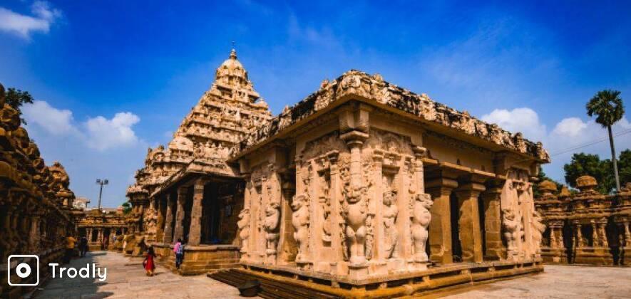 Mahabalipuram & Kanchipuram 2 Day Tour from Bangalore