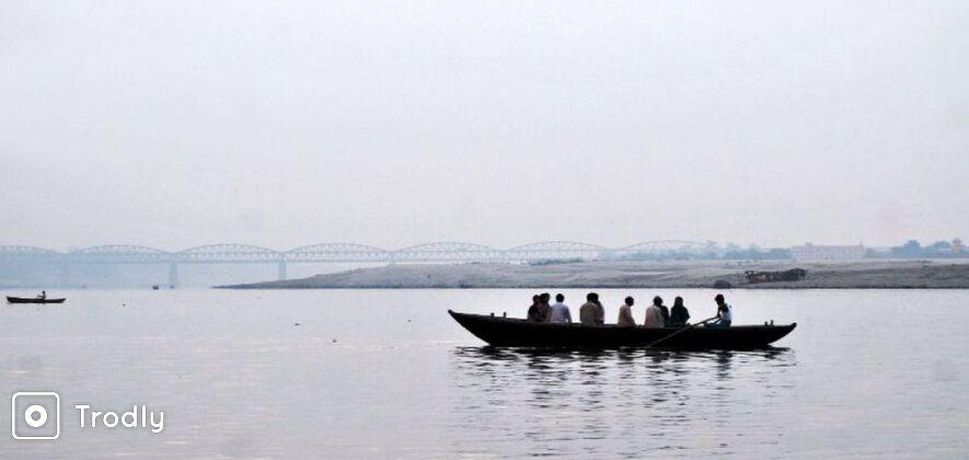 Sunrise Boat Ride with Yoga & Walk on Varanasi Ghats