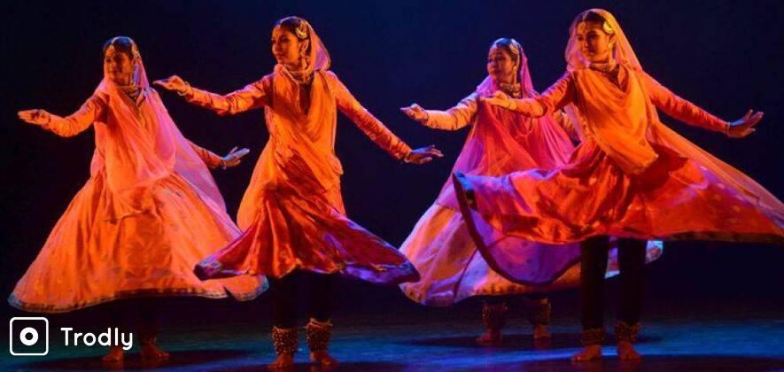 Classical Kathak Dance Show in Varanasi