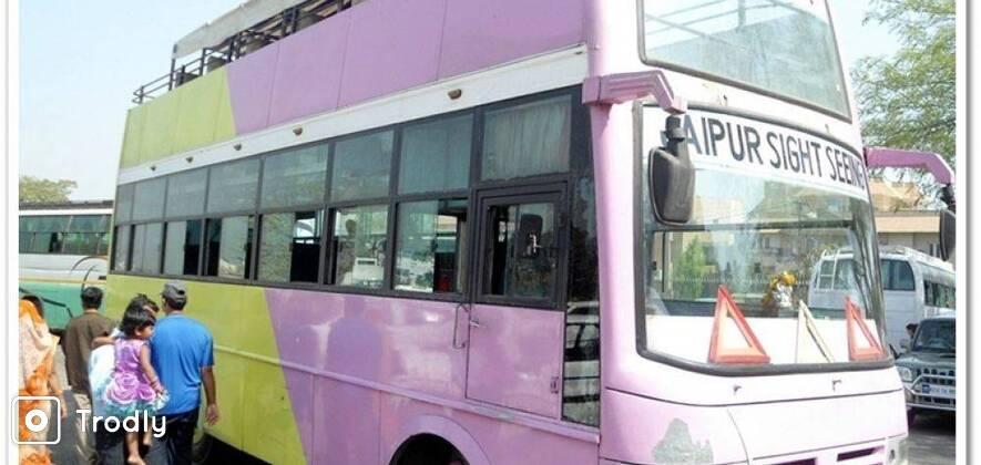 Jaipur Darshan by Bus