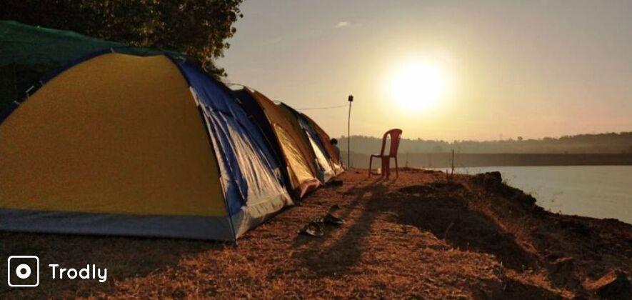Jawhar Lakeside Camping