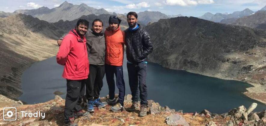 Tarsar Marsar Lake Trek Ex- Srinagar