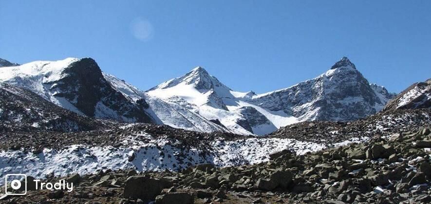 Thamsar Pass Trek, Himachal Pradesh