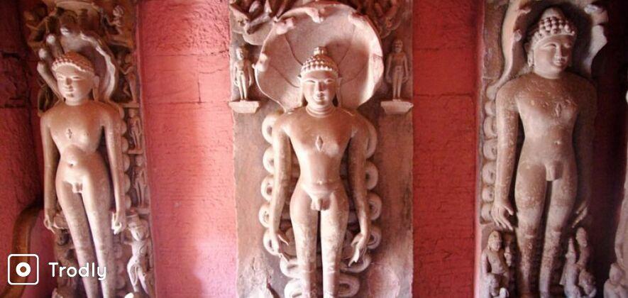 Deogarh Sightseeing Day Tour from Varanasi