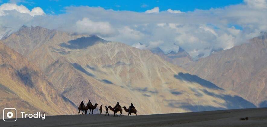 Road Trip Manali - Leh - Srinagar