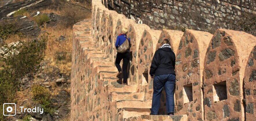 Kumbhalgarh Guided Sightseeing Tour from Udaipur