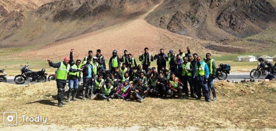 Spiti Valley Bike Tour 2019 from Delhi