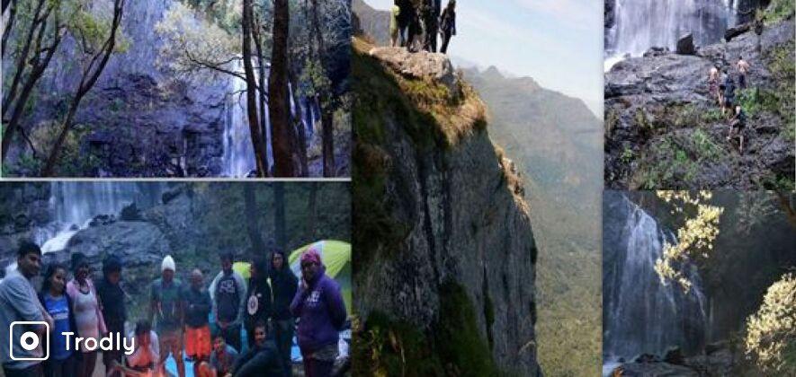 Kodaikanal Trek & Waterfalls Camping